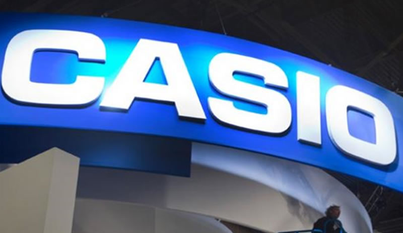 Casio Soon To Launch A SmartWatch