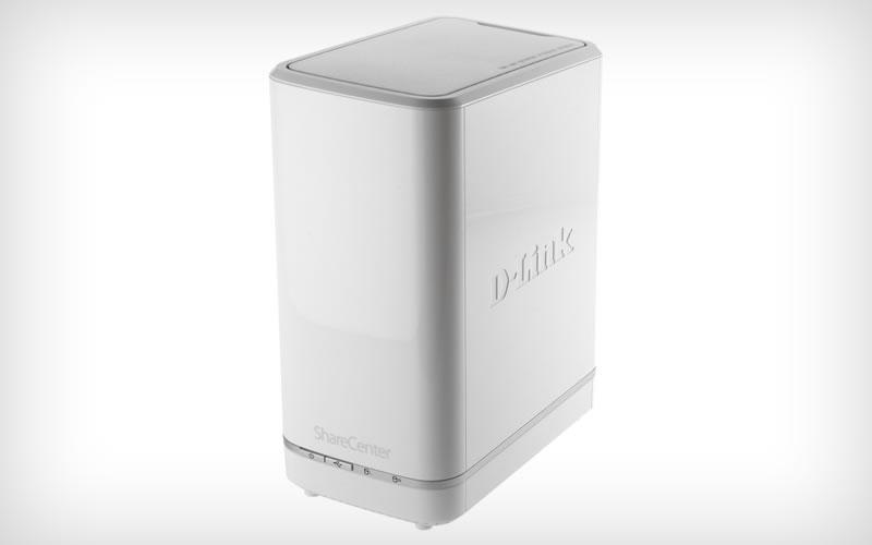 D-Link ShareCenter DNS-327L Storage Reviews