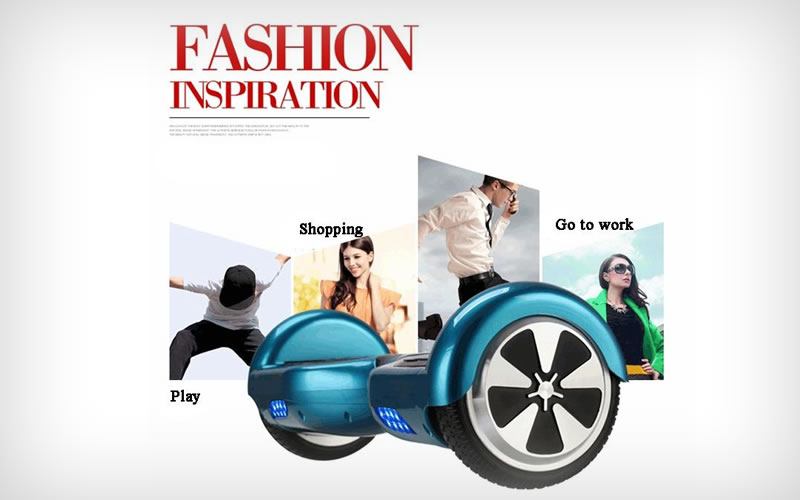 EROVER Alternative - Cheap Two Wheels Smart Self Balancing Scooters