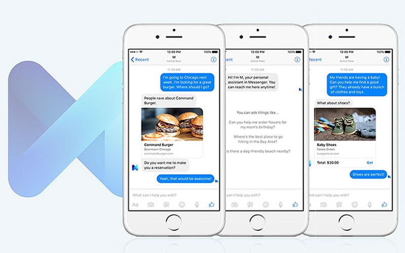 Facebook creates M to rival Siri
