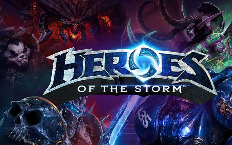 Heroes of the Storm Game Reviews