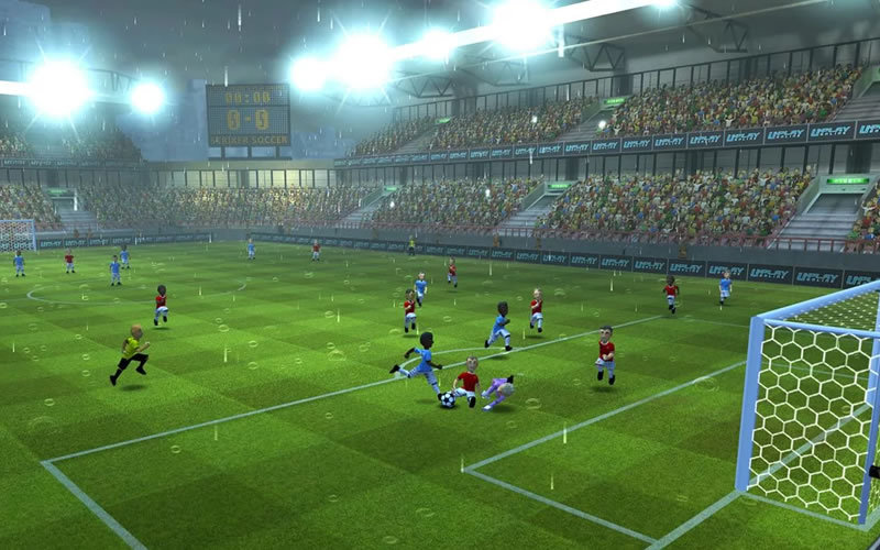 How To Play Striker Soccer 2 on Laptop Computer or Windows Tablet