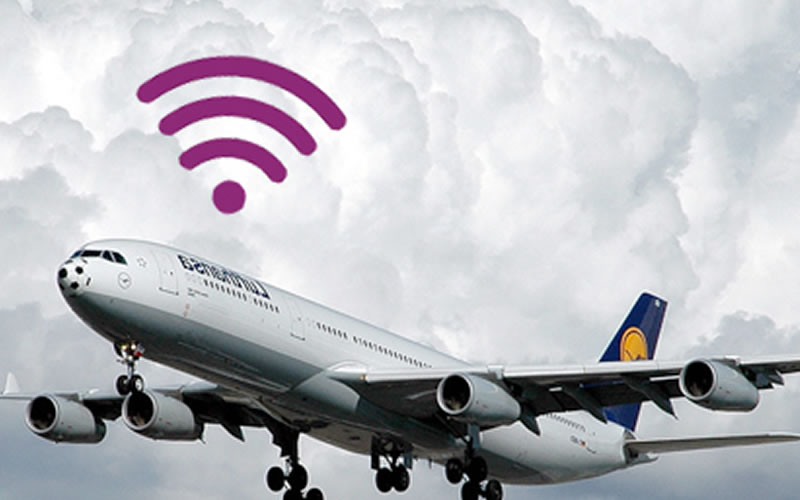 In-flight Internet gets faster