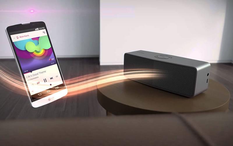 LG P7 Music Flow Portable Speaker Reviews