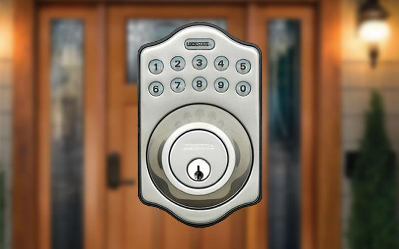 Lockstate Ls 500i Db Pb Wifi Programmable Electronic Door