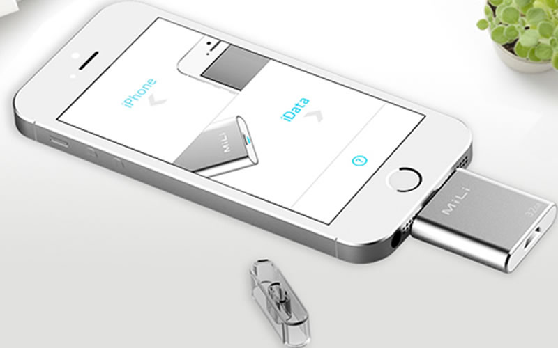 MiLi iData iOS USB OTG Best Deals and Reviews