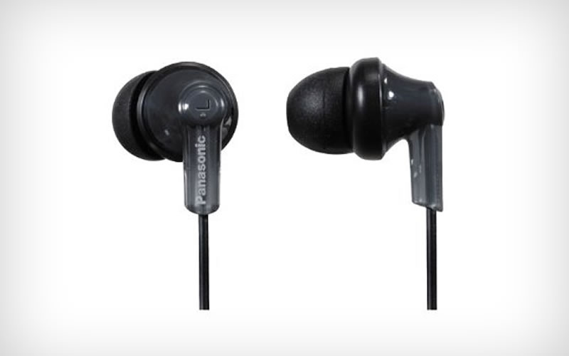 Panasonic RPHJE120K In-Ear Headphone Reviews