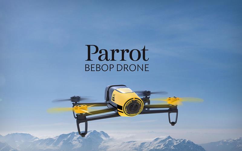 Parrot Bebop Quadcopter Drone Reviews and Best Deals