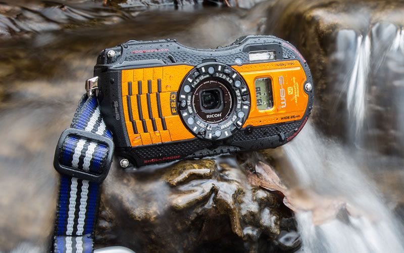 Ricoh WG-5 GPS Waterproof and Dustproof Camera Reviews