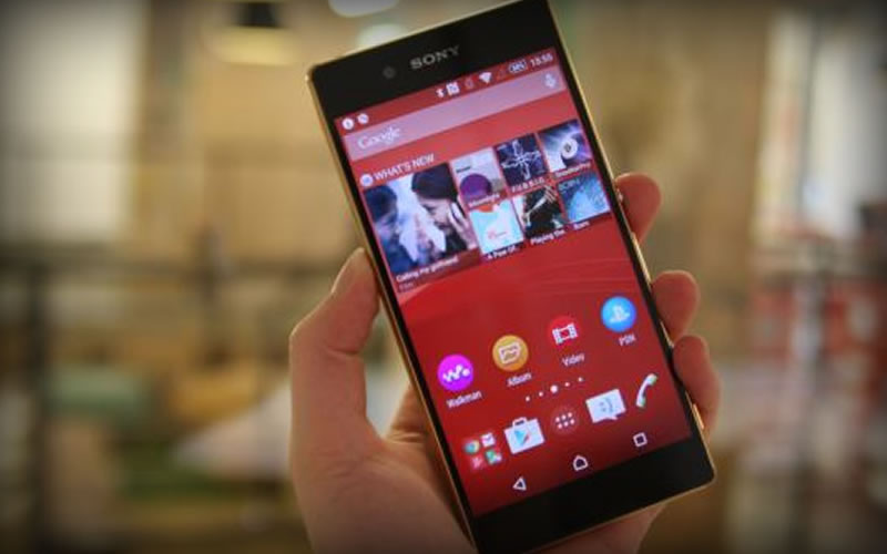 Sony Xperia Z3+ Smartphone Reviews
