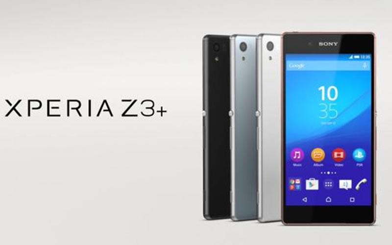 Sony Xperia Z3+: Sony's Latest Smartphone Flagship