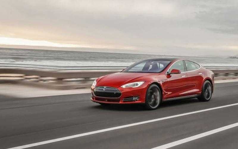 Speeding up with the Tesla S P90D