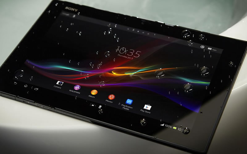 The Best Tablet To Date Sony Xperia Z4