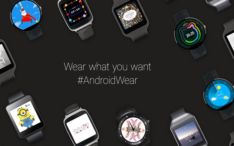 The time has come for Android Wear watches