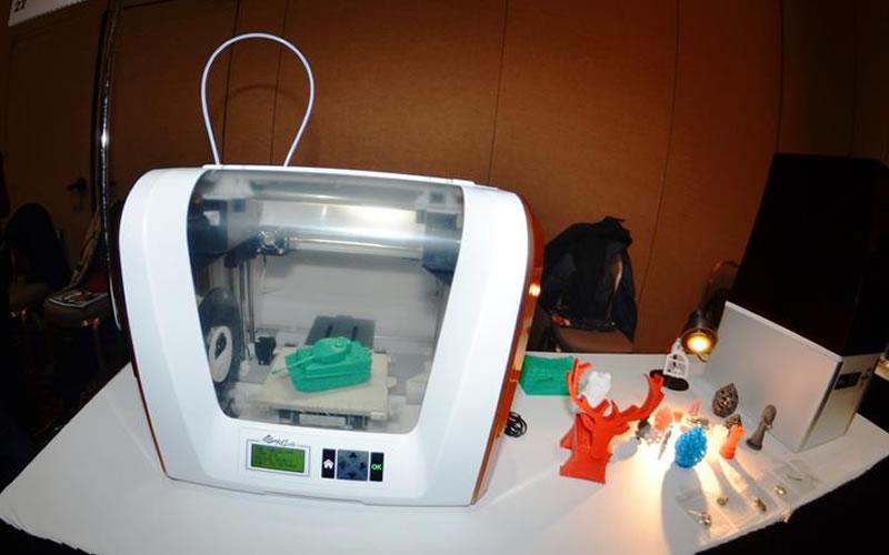 XYZprinting Da Vinci Jr. 3D Printer Reviews