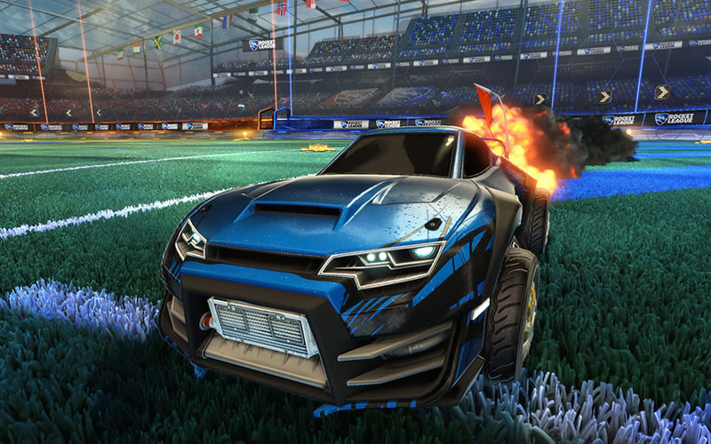 Additional Rocket League DLCs to Come Out This October