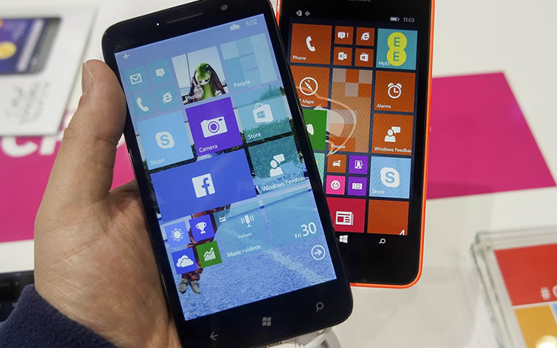 Alcatel OneTouch is the New Ally of Windows 10