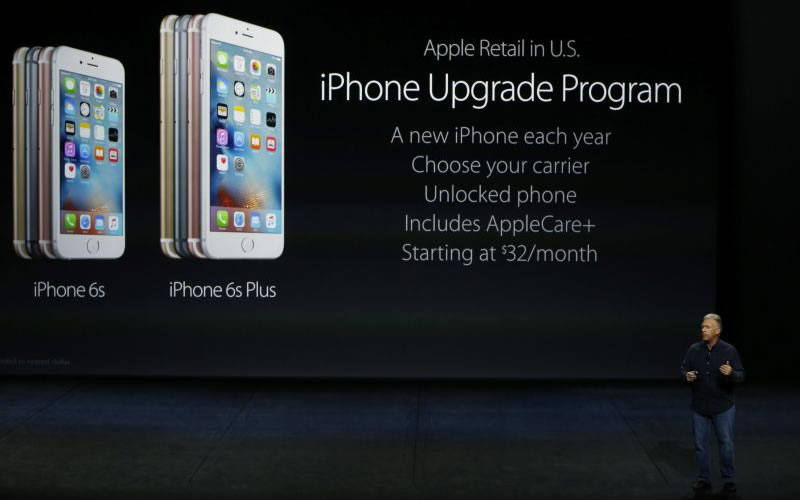 Upgrade To A New Iphone Every Year