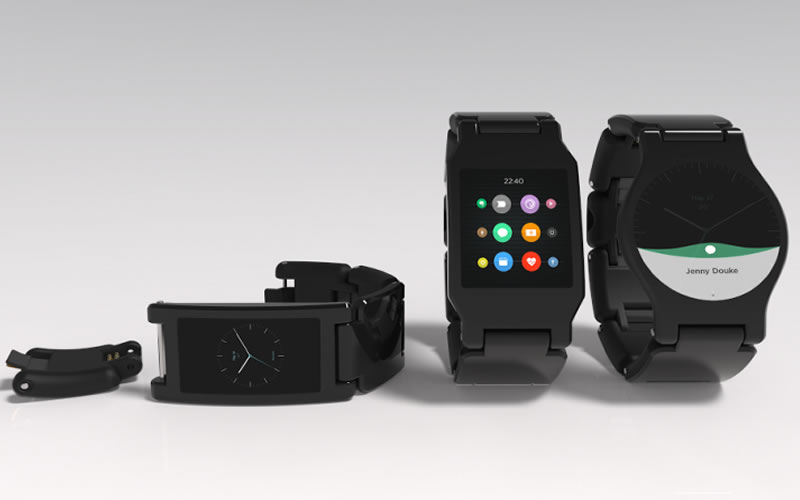 Blocks is a Customizable Watch to Suit Your Needs
