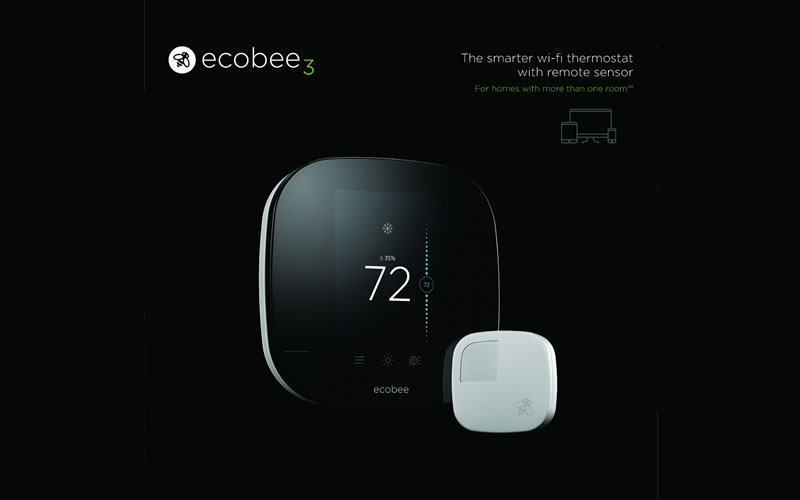 Ecobee3 Wi-Fi Thermostat with Remote Sensor Reviews
