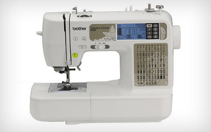 Enhance Your Sewing Skills With the Brother SE425 Embroidery and Sewing Machine Combo