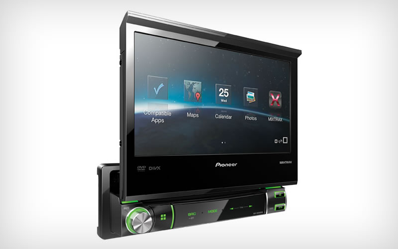 Enter a New Age of Enjoying Sound With the Pioneer AVH-X6500 Multimedia DVD Receiver