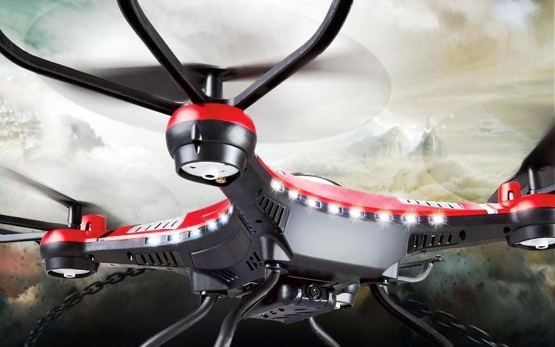 FPV JJRC H8D 6-Axis Gyro RC Quadcopter Drone 5.8G Reviews