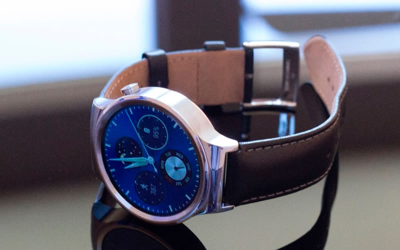 First Impressions With the Huawei Watch