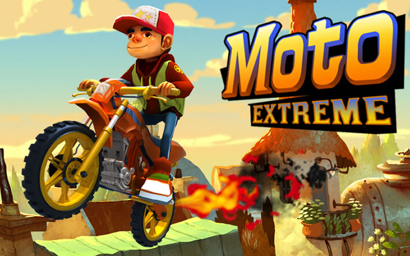 How To Play Moto Extreme - Moto Rider on Laptop Computer or Windows Tablet