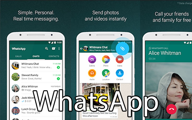 How To Run WhatsApp Messenger on Laptop Computer or Windows Tablet