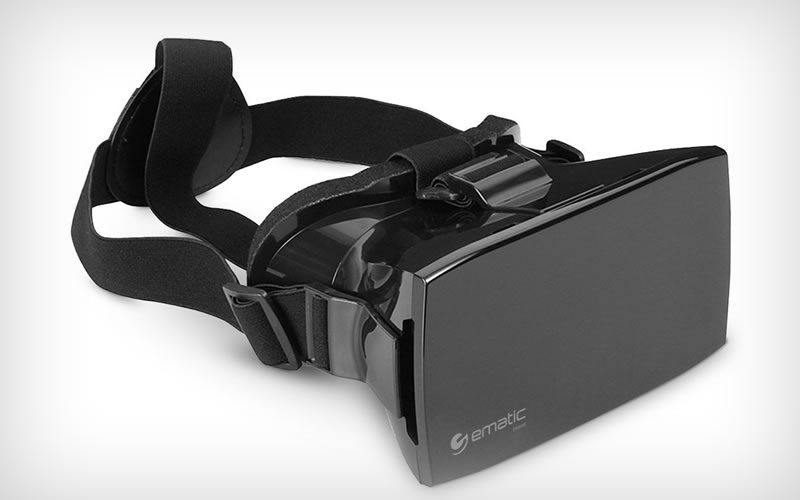 Introducing Ematic EVR410 Universal VR Mobile Headset for Smartphones