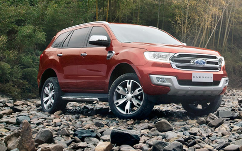 Latest Ford Everest Reviews