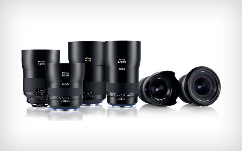 Latest Zeiss Milvus Lens Provides More Precise Images