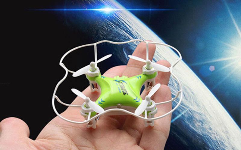 M9912 Radio Control 2.4GHz 6-Axis Gyro Drone Mini RC Quadcopter Reviews