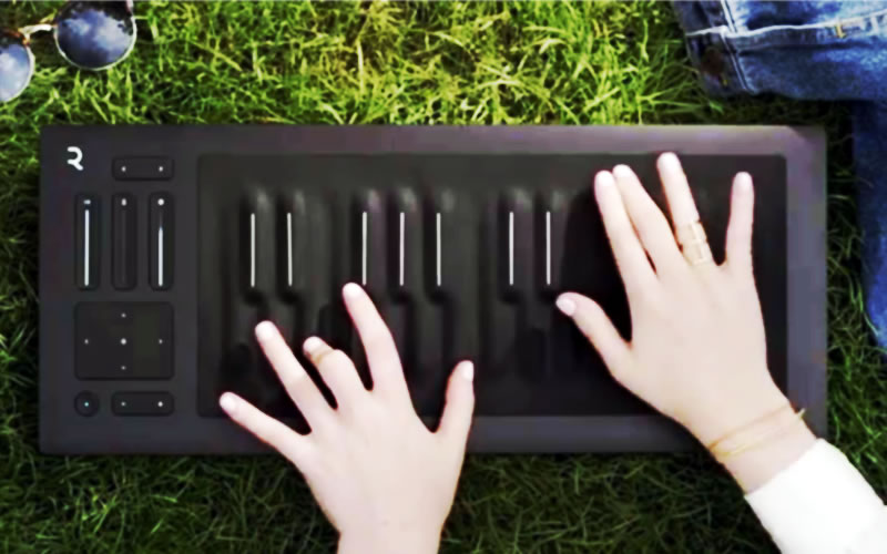 Make Waves of Great Music With the Seaboard Rise