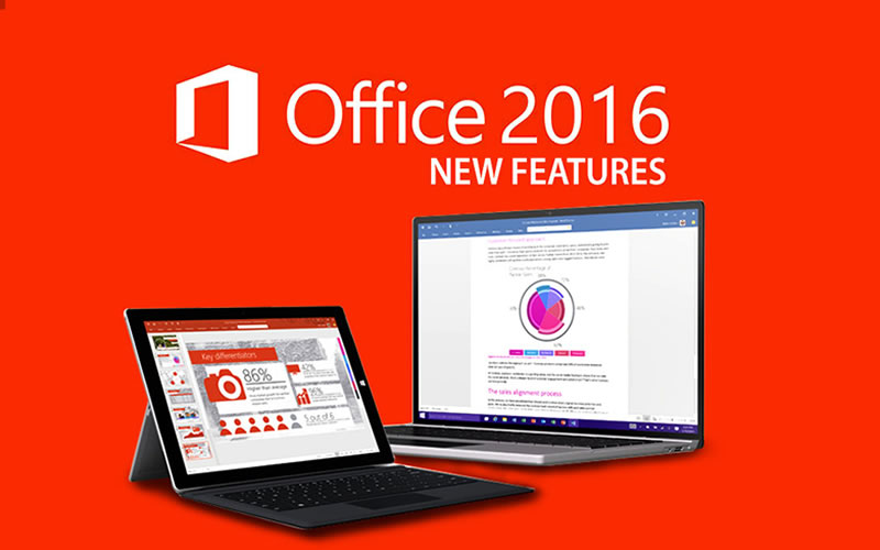 Microsoft Office 2016 is Coming to PCs