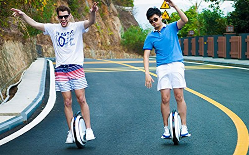 Ninebot One E+ One-wheel Self-balancing Scooter Reviews