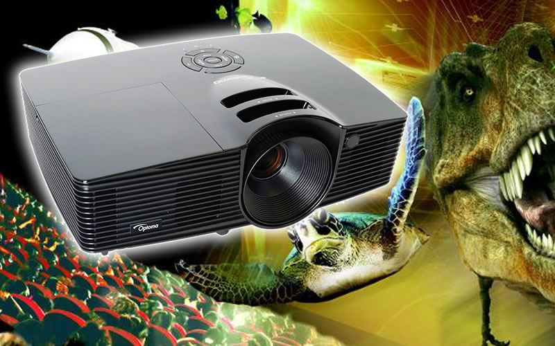 Optoma HD141X Full 3D All-Digital Home Entertainment Projector Reviews