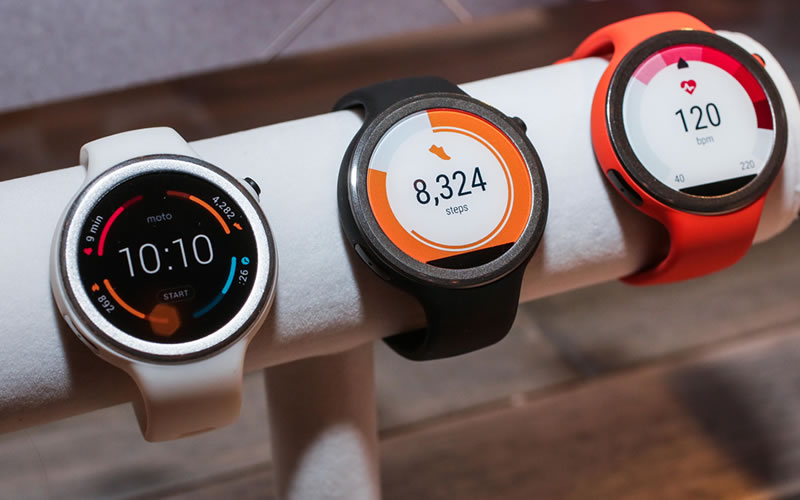 Popularity for the Android Wear Seen on the Rise