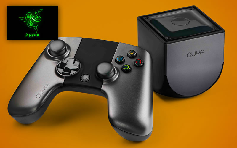 Razer Buys Open Source Console Maker Ouya For Good