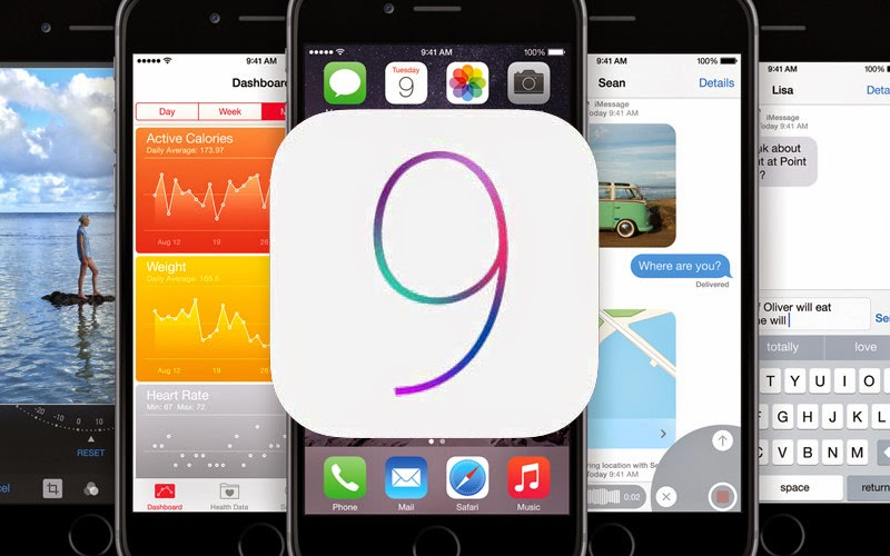 Report: Apple Devices Crash When Trying to Update to the New iOS 9