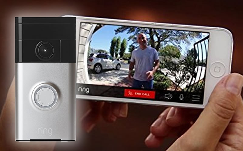 Ring Wi-Fi Enabled Video Doorbell Reviews
