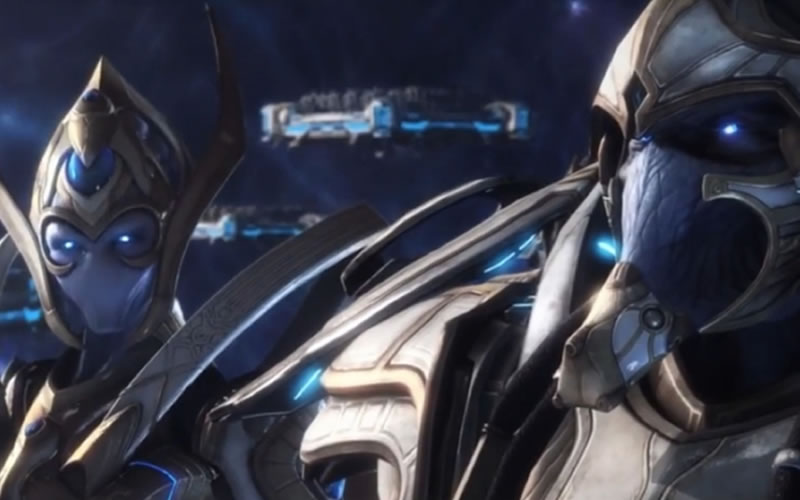 Starcraft II: Legacy of the Void Will be Available for Purchase on November 10, 2015
