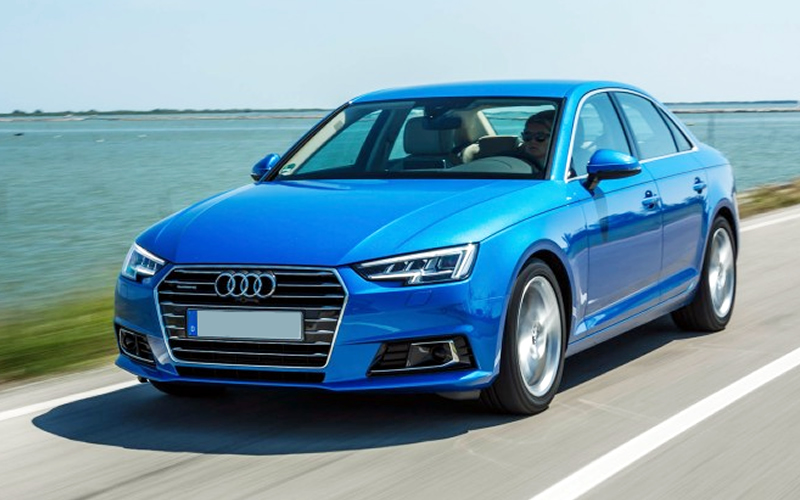 Taking a Look at the 2017 Audi A4. Vorsprung durch Technik
