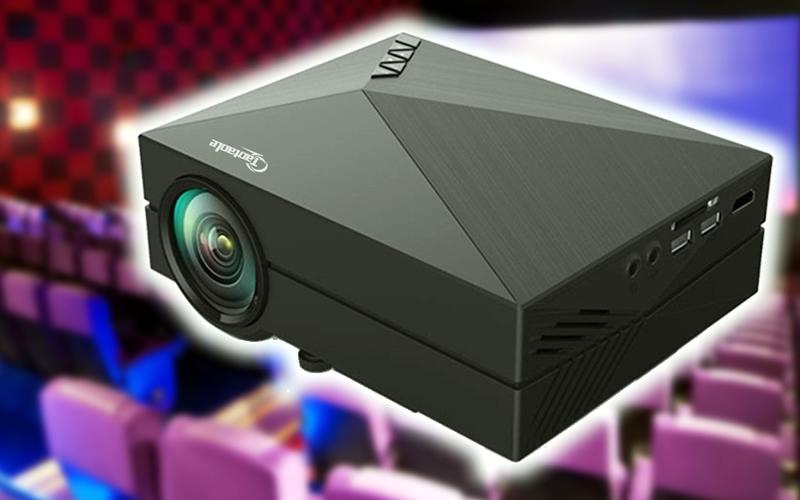 Taotaole Mini LED Projector Reviews