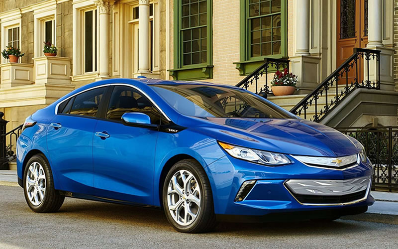 The 2016 Chevrolet Volt is the Embodiment of the Future of Automobile Technology