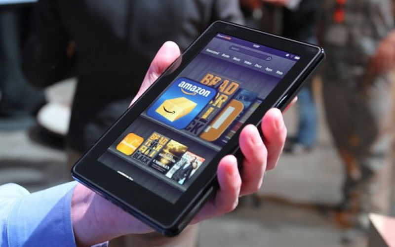 The Amazon Fire Tablet Lets Customers Buy it as a 6-Pack Bundle