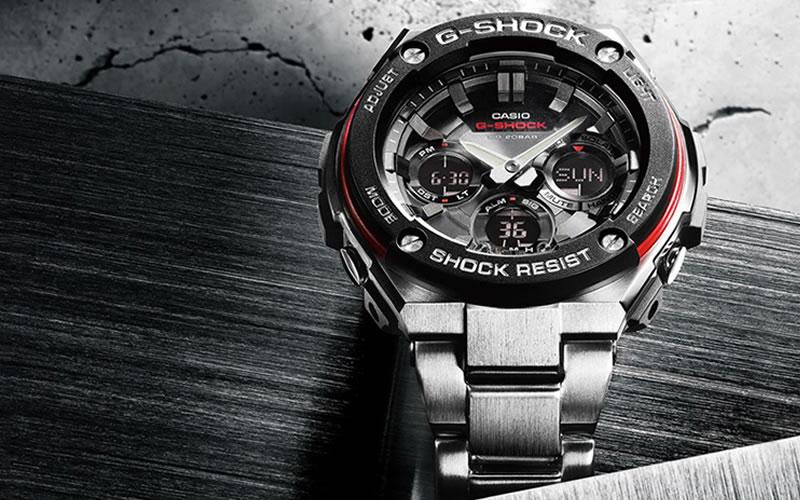 The Casio G-Shock G-Steel - The Apple Watch Killer