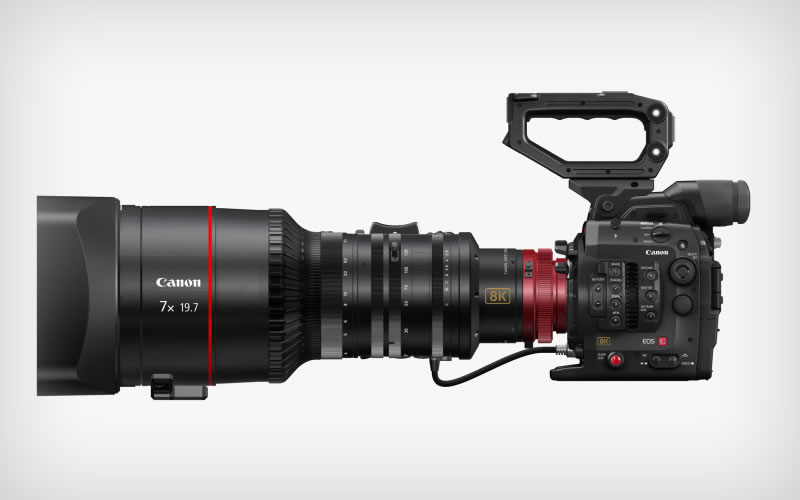 The Latest Tech from Canon's Photo Expo
