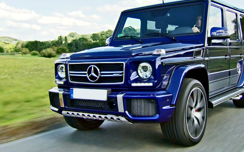 The Mercedes-AMG G63 Edition 463 Has Gained a Power Boost